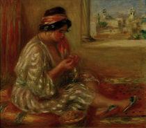 A.Renoir, Gabrielle als Algerierin by AKG  Images