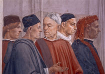 Masaccio und Lippi, Theophilus, Ausschn. von AKG  Images