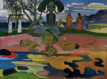 Gauguin, Mahana no atua by AKG  Images