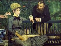 E.Manet, Im Wintergarten von AKG  Images