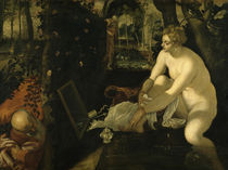 Tintoretto, Susanna und die beiden Alten von AKG  Images