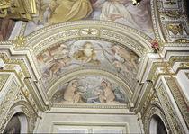 Rom, Quirinal, Capp.Annunziata, Fresken by AKG  Images