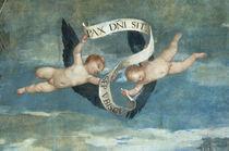 P.Veronese, Engel mit Schriftband by AKG  Images