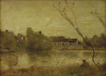 C.Corot, Teich von Ville d'Avray by AKG  Images