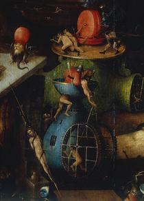 H.Bosch, Das Weltgericht, Ausschnitt von AKG  Images