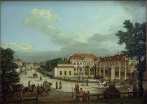 Warschau, Palais Mniszech / B.Bellotto von AKG  Images