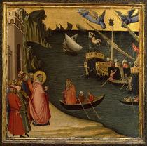 A.Lorenzetti, Kornwunder des Hl.Nikolaus by AKG  Images