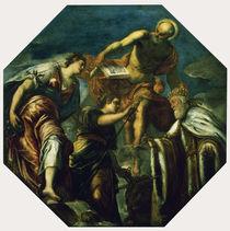 Girolamo Priuli u.a. / Tintoretto by AKG  Images