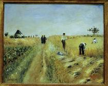 A.Renoir, Die Schnitter von AKG  Images