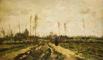 Van Gogh/ Paysage de Brabout/1885 by AKG  Images