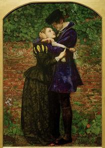 J.E.Millais, Ein Hugenotte von AKG  Images