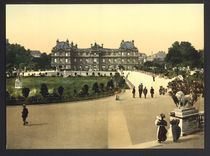 Paris, Palais du Luxembourg / Photochrom by AKG  Images