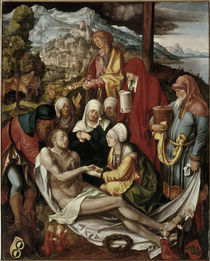 Duerer, Beweinung Christi by AKG  Images