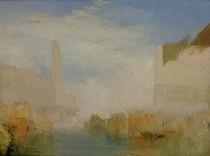 W.Turner, Venedig,Vermaehlung des Dogen by AKG  Images