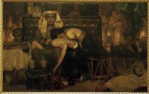 L.Alma Tadema, Erwuergung der Erstgeburt von AKG  Images