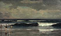 Winslow, Homer, Strandszene von AKG  Images