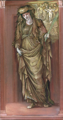 E.Burne Jones, Sibylla Tiburtina by AKG  Images