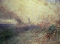 Turner, Kueste bei Folkestone/ um 1845 von AKG  Images