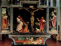 Gruenewald, Isenheimer Altar, Gesamt von AKG  Images
