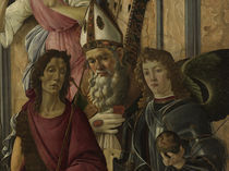S.Botticelli, Johannes, Ignatius, Mich. by AKG  Images