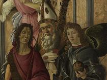 S.Botticelli, Johannes, Ignatius, Mich. von AKG  Images