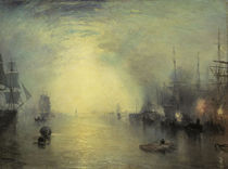 Turner, Keelmen Heaving in Coals/um 1835 by AKG  Images