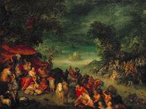 J.Brueghel d.Ae., Sintflut by AKG  Images