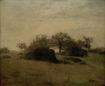 A.Renoir, Landschaft bei Fontainebleau von AKG  Images