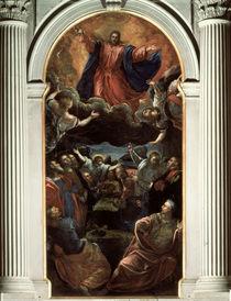 Tintoretto Schule, Himmelfahrt von AKG  Images