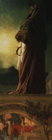 Lord Leighton, Stern von Bethlehem von AKG  Images