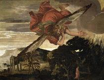 P.Veronese, Brennend.Dornbusch, Engel by AKG  Images