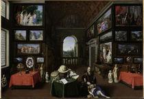 J.Brueghel d.Ae., Inneres der Linder-Gal. von AKG  Images