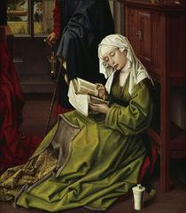 R.v.d.Weyden, Lesende Hl. Magdalena von AKG  Images