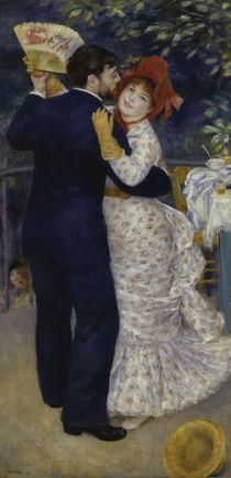 A.Renoir, Tanz auf dem Lande / 1883 von AKG  Images