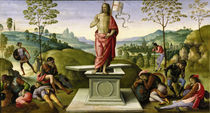 Perugino, Auferstehung Christi by AKG  Images