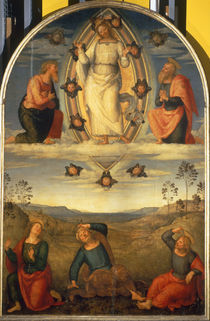 Perugino, Verklaerung Christi by AKG  Images