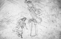 Dante, Goettl. Komoedie / Botticelli by AKG  Images