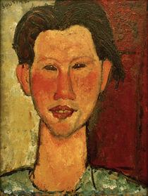 Chaim Soutine 1915 / Gem.v.Modigliani von AKG  Images