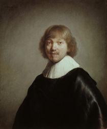Jacques III de Gheyn / Gem.v.Rembrandt von AKG  Images