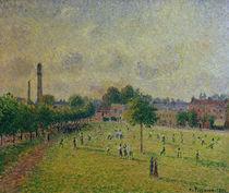Kew Gardens (England)/Gem.v.C.Pissarro von AKG  Images