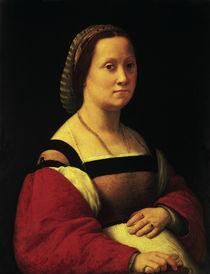 Raffael, Donna gravida by AKG  Images