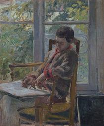 Lucien Pissarro / Gemaelde v. C.Pissarro von AKG  Images