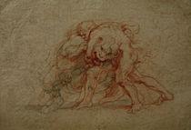 P.P.Rubens, Herkules und Nemeischer Loewe by AKG  Images