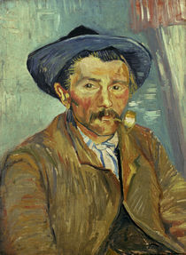 van Gogh, Mann mit Pfeife von AKG  Images