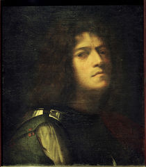 Giorgione, Selbstbildnis von AKG  Images