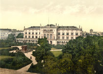 Koenigsberg, Universitaet / Photochrom von AKG  Images