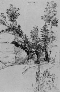 A.Duerer, Ausgang aus Steinbruch by AKG  Images