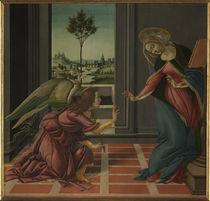 Botticelli, Verkuendigung by AKG  Images