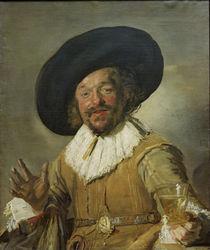 F.Hals, Froehlicher Trinker von AKG  Images