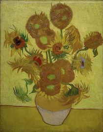 Van Gogh, Sonnenblumen by AKG  Images